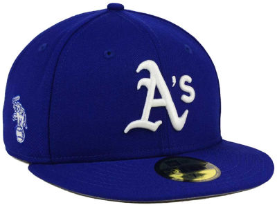 Oakland Athletics MLB C-Dub Patch 59FIFTY Cap Hats