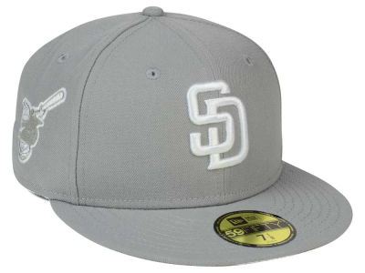 San Diego Padres MLB C-Dub Patch 59FIFTY Cap Hats