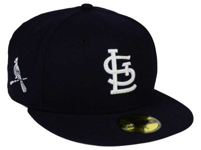St. Louis Cardinals MLB C-Dub Patch 59FIFTY Cap Hats