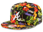 Atlanta Braves New Era MLB Spring Time 9FIFTY Snapback Cap Adjustable Hats