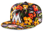 Miami Marlins New Era MLB Spring Time 9FIFTY Snapback Cap Adjustable Hats