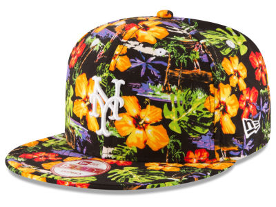 New York Mets MLB Spring Time 9FIFTY Snapback Cap Hats