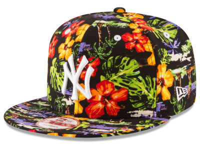New York Yankees MLB Spring Time 9FIFTY Snapback Cap Hats