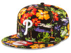 Philadelphia Phillies New Era MLB Spring Time 9FIFTY Snapback Cap Adjustable Hats