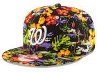 Washington Nationals New Era MLB Spring Time 9FIFTY Snapback Cap Adjustable Hats