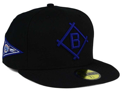 Brooklyn Dodgers MLB Banner Patch 59FIFTY Cap Hats
