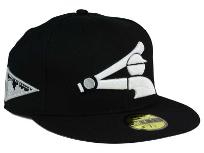 Chicago White Sox MLB Banner Patch 59FIFTY Cap Hats