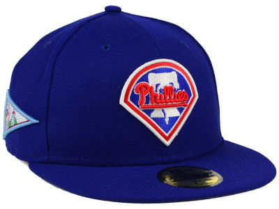 Philadelphia Phillies MLB Banner Patch 59FIFTY Cap Hats