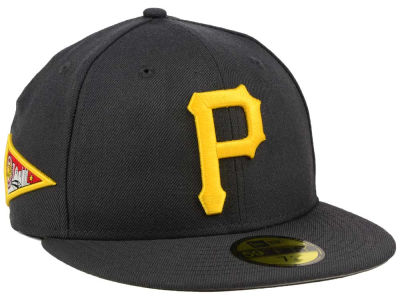 Pittsburgh Pirates MLB Banner Patch 59FIFTY Cap Hats