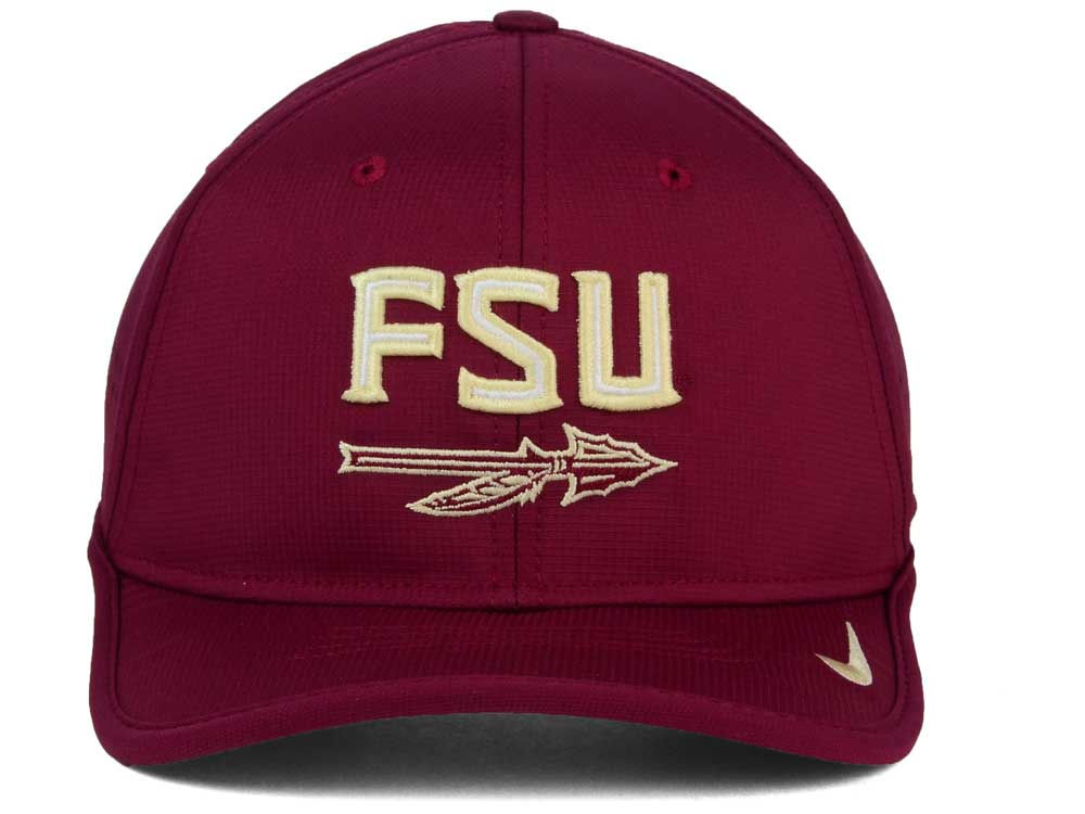 huge selection of 7a1a5 2f9b3 on sale Florida State Seminoles Nike NCAA Vapor Sideline Coaches Cap