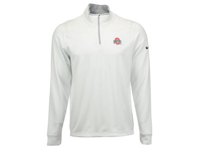 Nike NCAA Men's Dri-Fit 1/2 Zip Long Sleeve Top