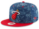 Miami Heat New Era NBA HWC D-TROP 9FIFTY Snapback Cap Adjustable Hats