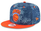 New York Knicks New Era NBA HWC D-TROP 9FIFTY Snapback Cap Adjustable Hats