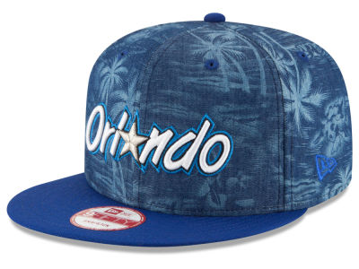 Orlando Magic NBA HWC D-TROP 9FIFTY Snapback Cap Hats