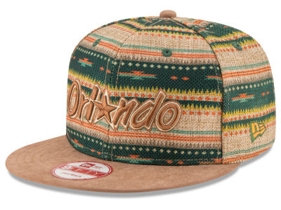 Orlando Magic NBA HWC The Natural Print 9FIFTY Snapback Cap Hats