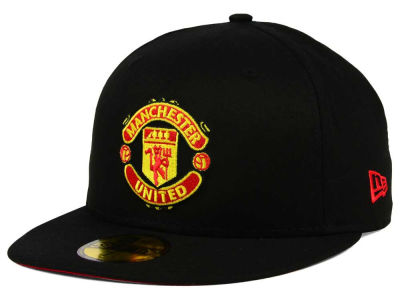 Manchester United English Premier League Basic 59FIFTY Cap Hats