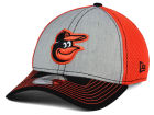 Baltimore Orioles New Era MLB Heathered Neo 39THIRTY Cap Stretch Fitted Hats