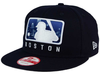 Boston Red Sox MLB Batterman 9FIFTY Snapback Cap Hats