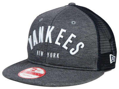 New York Yankees MLB City Mesh 9FIFTY Snapback Cap Hats
