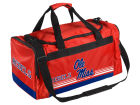 Ole Miss Rebels Forever Collectibles Striped Core Duffle Bag Luggage, Backpacks & Bags
