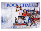 Kansas Jayhawks 2015 Mens Basketball Poster Collectibles
