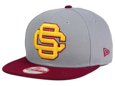 USC Trojans NCAA Logo Grand Redux 9FIFTY Snapback Cap Hats