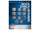 Kansas Jayhawks NCAA 2015-2016 Media Guide Collectibles