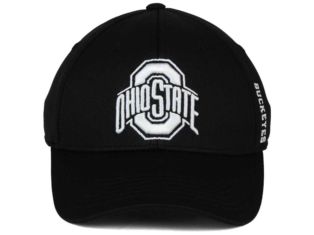 official photos 9d626 e0d9e ... new style low cost ohio state buckeyes j america ncaa pique ultra core flex  hat d66f0