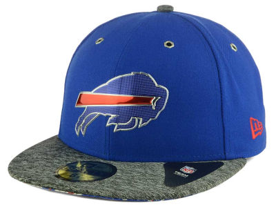 Buffalo Bills 2016 NFL Draft On Stage 59FIFTY Cap Hats