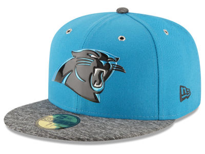 Carolina Panthers 2016 NFL Draft On Stage 59FIFTY Cap Hats
