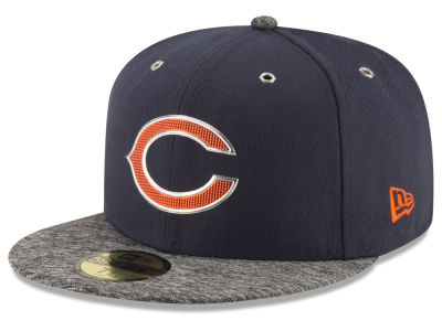Chicago Bears 2016 NFL Draft On Stage 59FIFTY Cap Hats