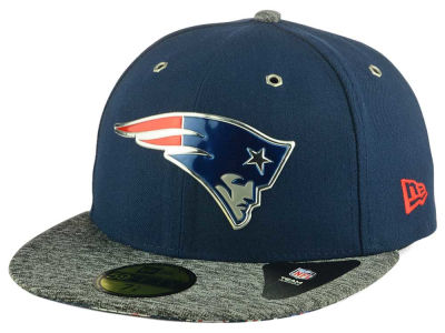 New England Patriots 2016 NFL Draft On Stage 59FIFTY Cap Hats