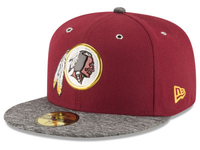Washington Redskins 2016 NFL Draft On Stage 59FIFTY Cap Hats