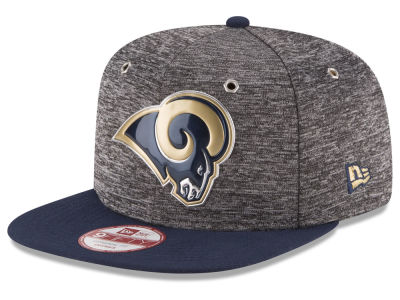 Los Angeles Rams 2016 NFL Draft 9FIFTY Original Fit Snapback Cap Hats