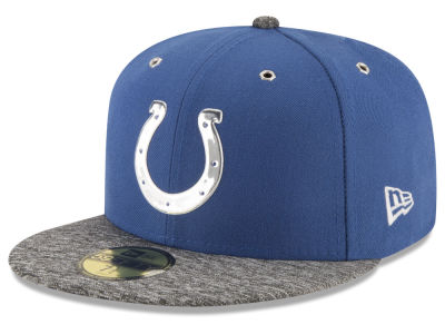 Indianapolis Colts 2016 NFL Kids Draft 59FIFTY Cap Hats