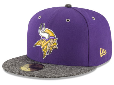 Minnesota Vikings 2016 NFL Kids Draft 59FIFTY Cap Hats