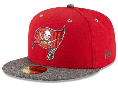 Tampa Bay Buccaneers 2016 NFL Kids Draft 59FIFTY Cap Hats
