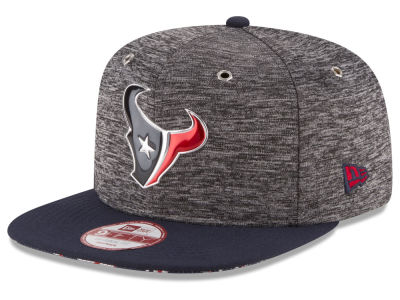 Houston Texans 2016 NFL Kids Draft 9FIFTY Original Fit Snapback Cap Hats