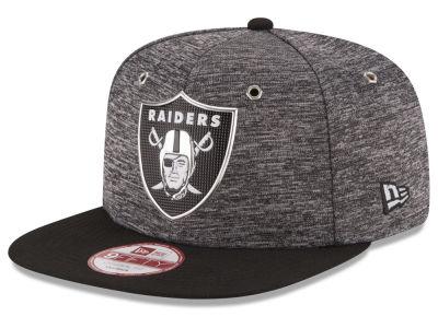 01eb4889d0c Oakland Raiders New Era 2016 NFL Kids Draft 9FIFTY Original Fit Snapback Cap