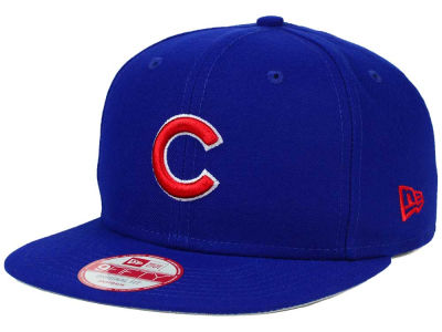 Chicago Cubs MLB Hometown Class 9FIFTY Snapback Cap Hats