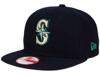 Seattle Mariners MLB Hometown Class 9FIFTY Snapback Cap Hats