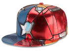 Marvel Captain America / Ironman Character Armor Civil War 59FIFTY Cap Fitted Hats