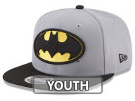 DC Comics Jr Logo Grand 9FIFTY Snapback Cap Adjustable Hats