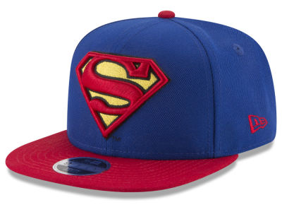 DC Comics Superman Jr Logo Grand 9FIFTY Snapback Cap Hats
