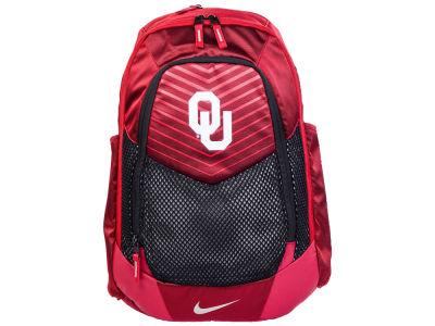 Oklahoma Sooners Nike Vapor Power Backpack Lids Com