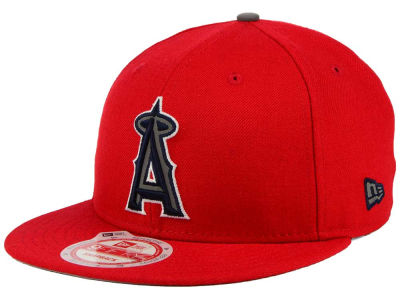 Los Angeles Angels MLB Reflect On 9FIFTY Snapback Cap Hats