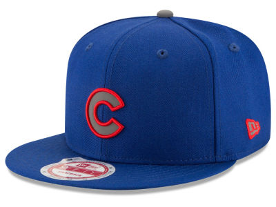 Chicago Cubs MLB Reflect On 9FIFTY Snapback Cap Hats
