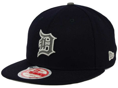 Detroit Tigers MLB Reflect On 9FIFTY Snapback Cap Hats