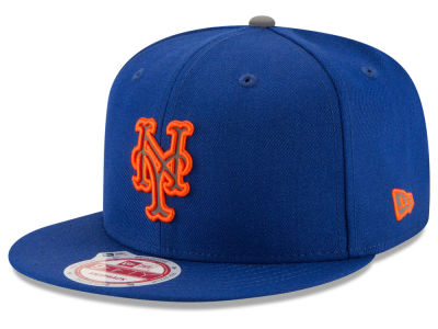 New York Mets MLB Reflect On 9FIFTY Snapback Cap Hats