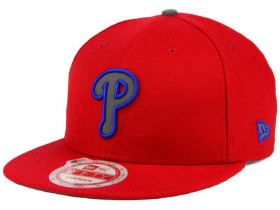 Philadelphia Phillies MLB Reflect On 9FIFTY Snapback Cap Hats
